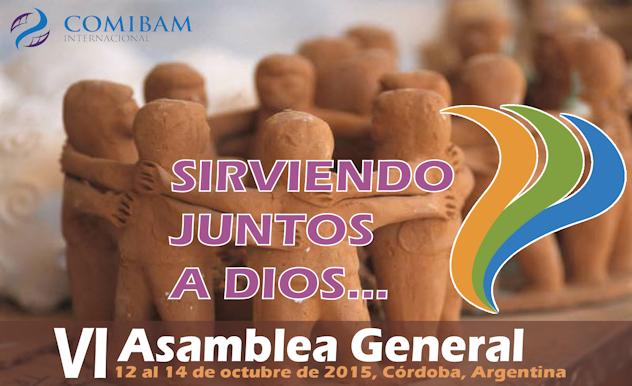 VI Asamblea General - 12 al 14 de octubre de 2015 - Córdoba, Argentina