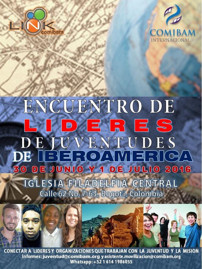 Encuentro de líderes de juventudes de iberoamérica - julio 2016
